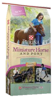 reiterman feed and supply purina miniature horse and pony feed