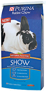 reiterman feed and supply purina rabbit chow show formula
